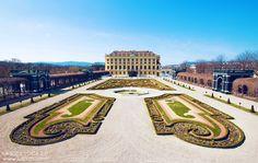 Wien – sairaan kaunis kaupunki