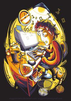 Be a mad Programmer by anggatantama