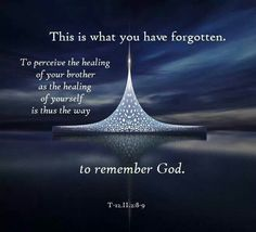 This is what you have forgotten Miracle Quotes, A Course In Miracles, Words Of Comfort, The Power Of Love, Celebration Quotes, Spiritual Inspiration, Quotable Quotes, Spiritual Awakening, Inner Peace