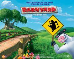 Barnyard - Wallpaper