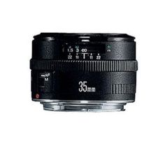 Amazon.com : Canon EF 35mm f/2 Wide Angle Lens for Canon SLR Cameras (OLD MODEL) : Camera Lenses : Camera & Photo