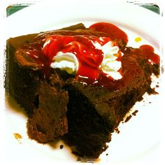 #chocolatecake #dessert #bertuccis --> Instagram photo by @jorcutt2 (Jillian Vee) | Statigram