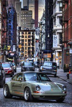 911 Singer Porsche Restored - Reimagined - Reborn New York Custom Porsche, Porsche Cars, Porsche 356, Singer Porsche, Ferrari, Maserati, Bugatti, Aston Martin, Cars Motorcycles
