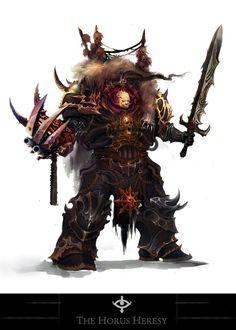 Warhammer 40000,warhammer40000, warhammer40k, warhammer 40k, ваха, сорокотысячник,фэндомы,Chaos (Wh 40000),Black Legion,undivided