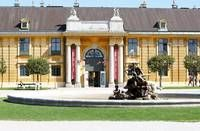 """Café-Restaurant Residenz Apfelstrudelshow Schönbrunn  They'll pamper you like a prince in this imperial setting – with Viennese delicacies, not to mention superb apple strudel from the court bakery, where the """"apple strudel show"""" is held."""