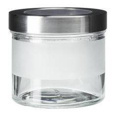 Food storage & organizing - Food containers & Jars & tins - IKEA