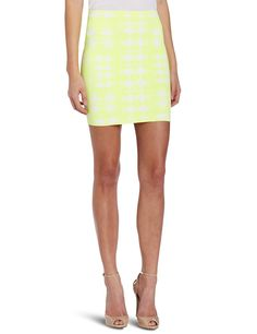 BCBGMAXAZRIA Women's Simone Lkat Splash Mini Skirt -- Want additional info? Click on the image.
