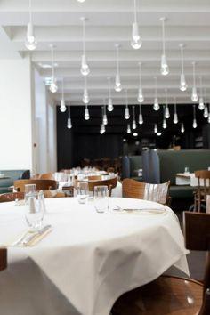 Volkshaus Basel Restaurant.