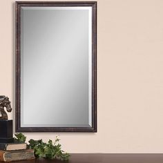 Renzo Rectangle Wall Mirror - JCPenney