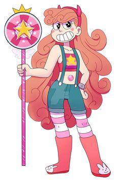 Star & Steven fusion!!! :D