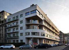 Giuseppe Terragni, Burcin YILDIRIM · Novocomum Apartment