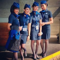Indigo Airlines sleuths of the air. These girls stopped two drugs smugglers on board their flight to Mumbai. When hostess Indira Puri (far right) noticed two men continually placing parcels in their hand luggage, she alerted her manager, Sanji Vaz (second right), who ordered a search of the luggage. Her female crew discovered several packets of heroin. Confronted, the men confessed and surrendered. The women then took them the rear of the plane, tied them up, and held them there until…