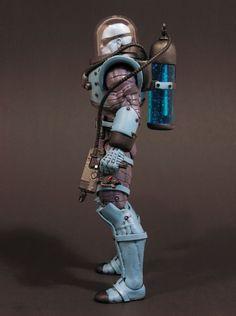 Mr. Freeze (DC Direct) Custom Action Figure