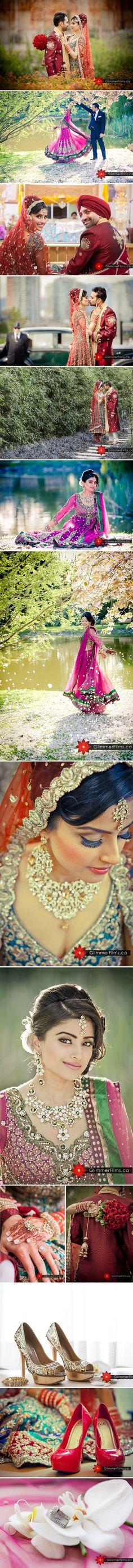 Indian wedding photography. Couple photo shoot ideas. http://tinyurl.com/pkm7khr