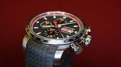 #Chopard Mille Miglia GTS Chronógrafo correa racing