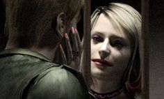 James Sunderland and Maria - Silent Hill 2