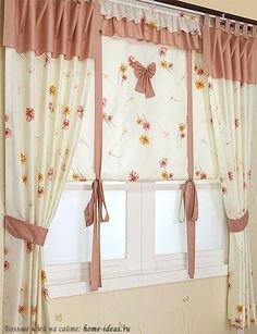 Curtain Ideas For Kitchen Creative Ideas For Modern Decor With Beautiful Kitchen . Modern House: Ideas For Simple Curtains Contemporary Living Room Curtains Living Room Ideas. Baby Room Curtains, Cute Curtains, Shabby Chic Curtains, Sheer Curtains, Kitchen Curtain Designs, Vintage Kitchen Curtains, Country Style Curtains, Rideaux Design, Beautiful Kitchens