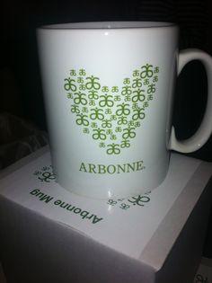 Arbonne Mug from the Arbonne boutique!