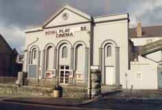 The Royal Playhouse Cinema in Tenby