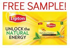 Get a FREE Lipton Tea Sample, & a $1/1 Printable Coupon! - http://www.couponaholic.net/2014/05/get-a-free-lipton-tea-sample-a-11-printable-coupon/