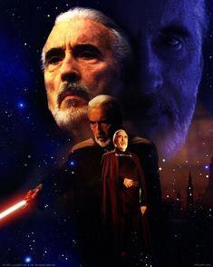 "CHRISTOPHER LEE Unsigned 8x10 ""STAR WARS"" Lucasfilm Count Dooku #StarWars"