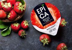 Бренд дня: йогурты Epica | Реклама Маркетинг PR - SOSTAV.RU