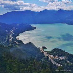 Felipe, o pequeno viajante: Sea to Sky Highway - do mar ao céu, todas as atrações de uma das estradas mais famosas do mundo, entre Vancouver e Whistler