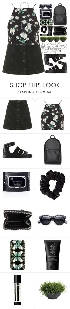 """""""I just can't get you off my mind #"""" by fashionstuffbyflavia ❤ liked on Polyvore featuring Topshop, Dr. Martens, American Apparel, Zadig & Voltaire, DANNIJO, NARS Cosmetics, Aesop, Ethan Allen and Wallis"""