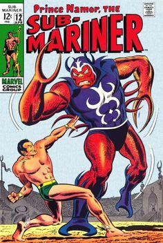 sub marinor | Sub-Mariner Vol 1 12 - Marvel Comics Database