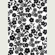 Floral Scrapbook Pattern ***Free Downloads***