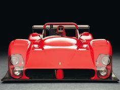 1993 Ferrari 333 SP Prototype