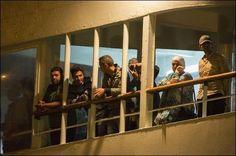 Syrische Flüchtlinge wollen auf Kreuzfahrtschiff bleiben - Yahoo Nachrichten Deutschland