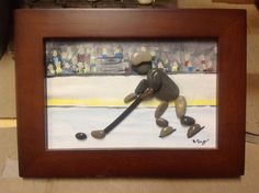 pebble art hockey - Yahoo Image Search Results