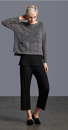 Our Favorite July Looks & Styles for Women | EILEEN FISHER | EILEEN FISHER Our fashion inspiration, perfect to pair up with our #minimalistjewelry #minimalistjewellery #minimalist #jewellery #jewelry #jewelleries #jewelries #minimalistaccessories #bangles #bracelets #rings #necklace #earrings #womensaccessories #accessories
