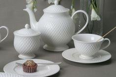 Serwisy obiadowe i herbaciane dla 6 osób - Porcelana,ceramika,szkło,kubki - Villa Italia Sugar Bowl, Bowl Set, Tea Pots, Villa, Coffee, Tableware, Italia, Kaffee, Dinnerware