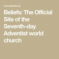 difference between christian seventh adventist