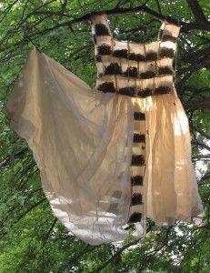Tea Pouch Dress in a Tree by Aragon