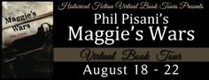 Giveaway: Maggie's Wars by Phil Pisani