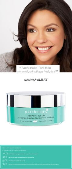 Make Up Hot and New:  EYE REVIVE FLASHPATCH® 5 MINUTE HYDROGELS by Patc...