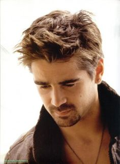 Colin Farrell ~ My inspiration for Dominic in The Selkie Spell!