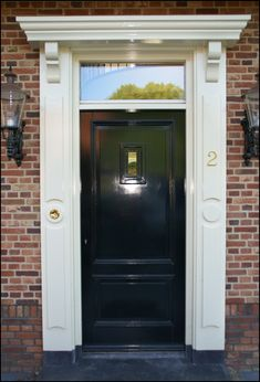 Replacing an old or dated looking front door is actually one of the most popular curb appeal ideas, making the choice of your a front door for a new home hugely . House Doors, House Entrance, Entrance Doors, Best Front Doors, Tuscan Decorating, Grand Entrance, Exterior Doors, Home Renovation, Home Interior Design