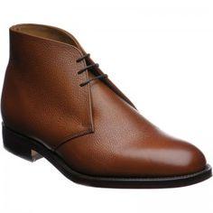 Loake Kempton Chukka boot. LOVE!