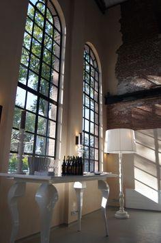 Hoge Boogramen bij Explore by Lute in Muiden www.lute.nu