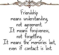 #Friendship #Quotes -- Best Friendship Quotes #JustSaying