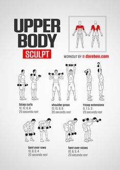 Strength training: get started my fitness goals тренировочны Training Apps, Gym Workout Tips, Strength Training Workouts, Abs Workout For Women, Dumbbell Workout, Workout Exercises, Cheer Workouts, Kettlebell, Upper Body Weight Workout