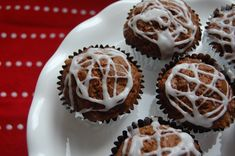Gingerbread Muffins | The Sisters Cafe