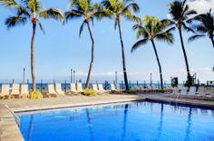 Pool time! Kaanapali Shores Maui Vacation Rentals: Aston Condo Resort Hotel, Hawaii. www.Vacation-Maui.com