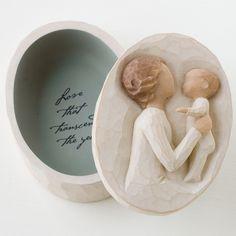 Grandmother Keepsake Box - Love that transcends the years