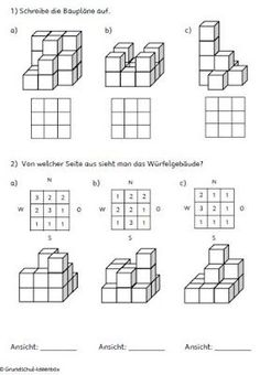 330 best Mathe images on Pinterest | Learning, Primary school and ...