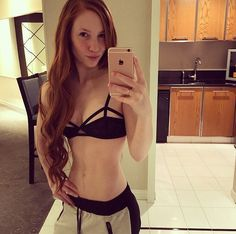 Horny redhead tgp